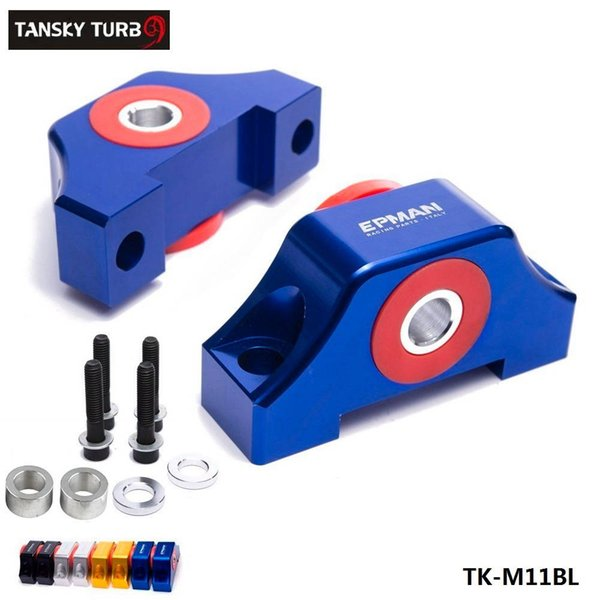 best selling TANSKY - Torque Solution Billet Torque Mount Kit Fits For Honda Civic EG D15 D16 B16 B18 B20 TK-M11