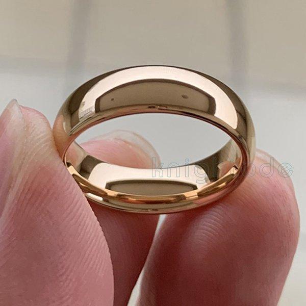 6 millimetri in oro rosa