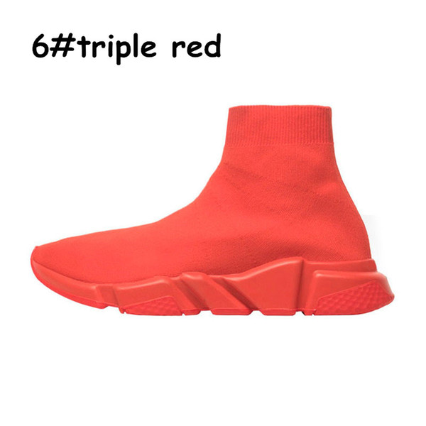 A6 trpile red