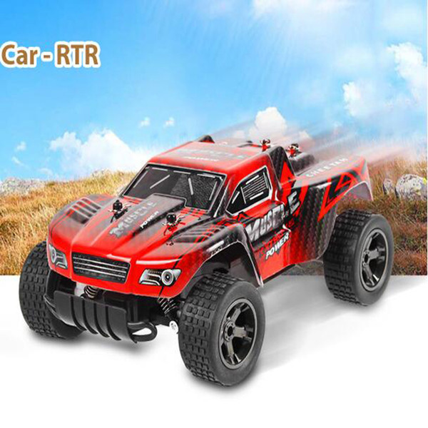 Jule UJ99 - 2812B 2.4GHz 1:20 RC Car RTR 20km/h Shock Absorber Impact-resistant PVC Shell Remote Control Car Model Vehicle Toy