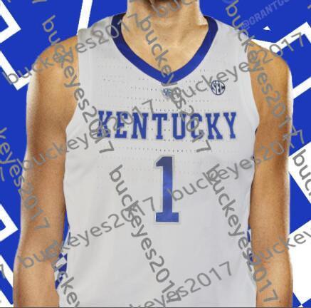 Kentucky # 1 Top Beyaz
