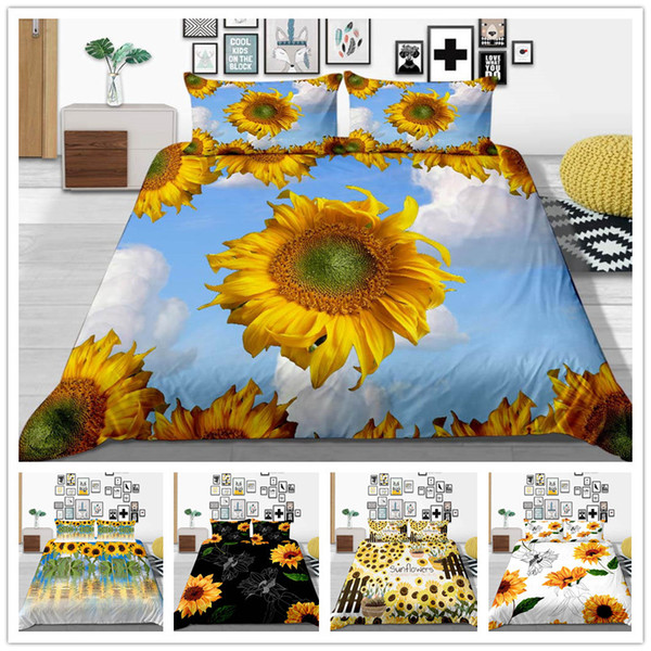 High Quality Bedding Set King Twin Queen Size Comforter Cover Set for Home Textile with Sheet Pillow of Bed Cover Suit