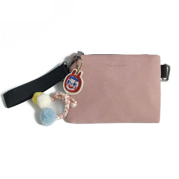 good quality 2019 Fashion Small Bag Tassel Mini Flap Pu Leather Cell Phone Pocket Sheepskin Key Holder Phone Case Women Bag