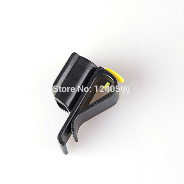 Free Shipping 10pcs/lot Golf Club Holder Clip Hanging Putter Shaft Organizer With Ball Position Mark Hot Sale
