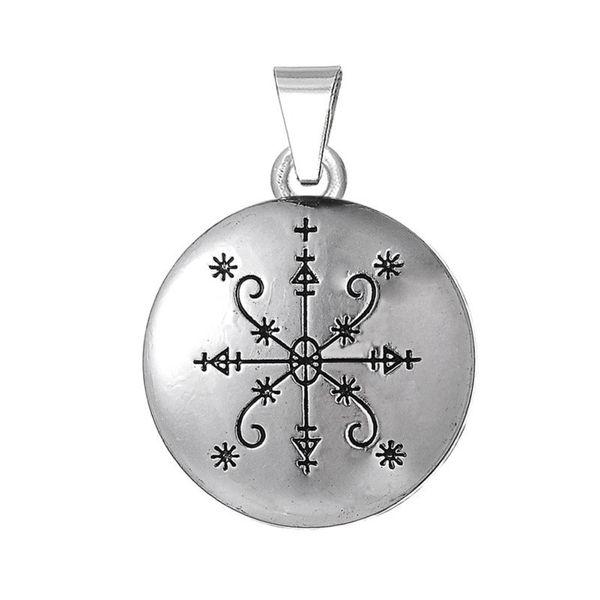 Cross Charm//Pendant Tibetan Antique Silver 19mm  10 Charms Accessory Jewellery