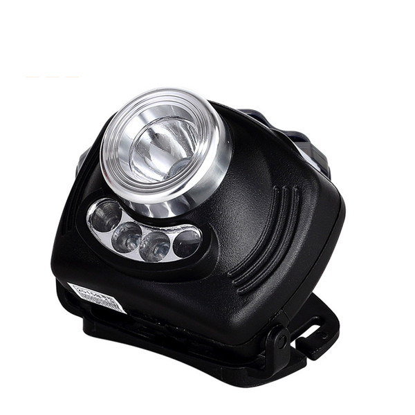 Induction Headlamps Direct Charge Miners Lamp Fishing Usb Interface Led Colors Mix Strong Light Camping Hot Sale 30dxf1