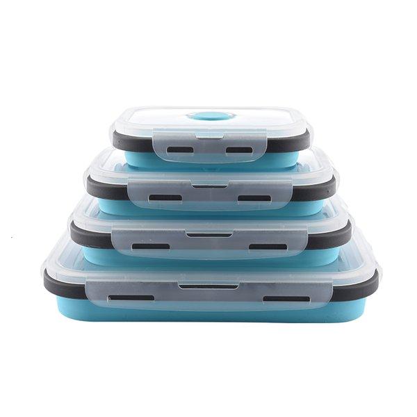 Bleu-4pieces 350ml-1200ml-1-1