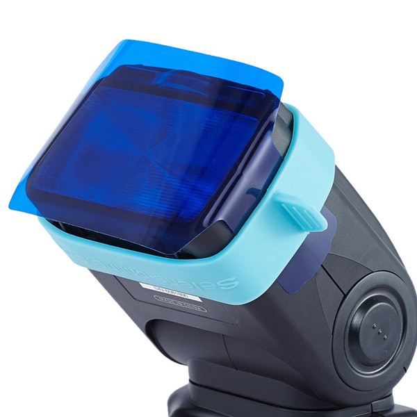onsumer Electronics 20pcs Selens SE-CG20 флэш-гель цвета Фильтры для Metz Godox D7100 SB910 Speedlite Speedlight Flashgun Освещение Contro ...