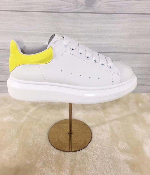 yellow heel