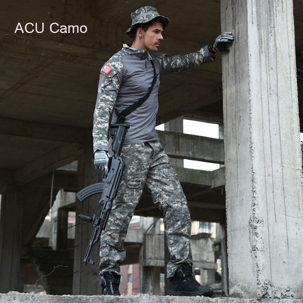 Camuflagem ACU