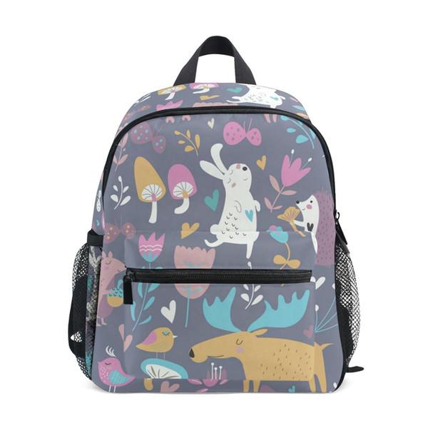 New School Mochila adolescentes Homens Mulheres Laptop Shoulder Backpack Meninos dos desenhos animados Girls School Mochilas Bag moda