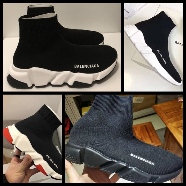 7f2539e276b5 BB Brand Casual Shoes Designer Socks Shoes Sneakers Designer Speed Trainer  High Quality Woman Boots Sandals Slippers Loafer 02 by shoe03