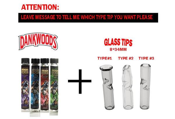 أنابيب مونروك + نصائح الزجاج