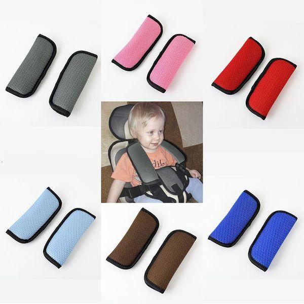 Multi Colors Seatbelt Covers For Kids Children Chair Safety Belt Sleeve Child Cart Shoulder Strap Protector Case 3 3xm L1