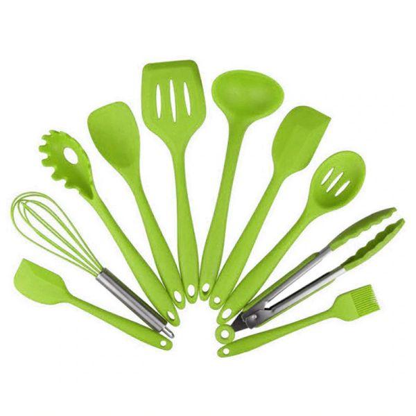 Kitchen Utensils Non Stick Kitchenware Silicone Heat Resistant Kitchen  Cooking Utensils Baking Tool Cooking Tool Sets Modern Kitchen Gadgets  Modern ...