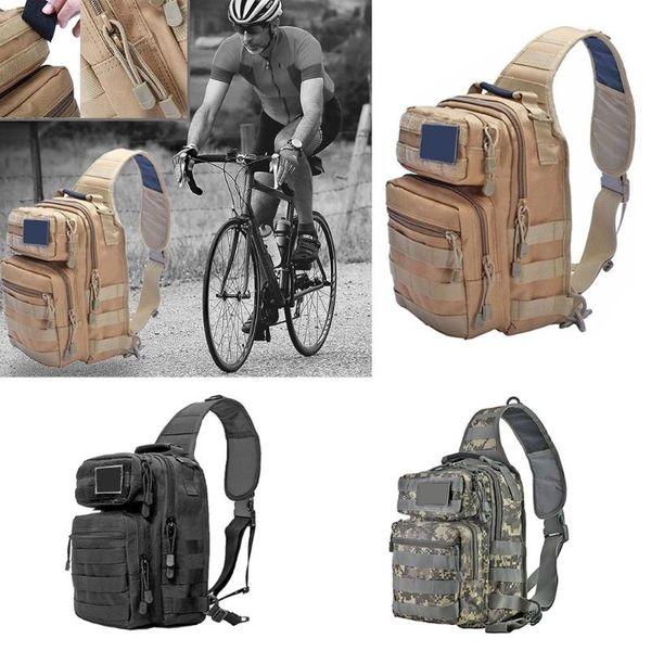 Taktische Camouflage Camera Pack Frauen Umhängetasche Männer Außentaschen Wasserdichte Nylon Satteltasche für Camping Wandern Klettern Hot # 767661