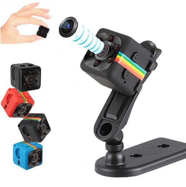 Mini HD WIFI Kamera SQ11 Kamera Eylem Kamera DV video Ses Kaydedici Mikro Kamera 1080P Gece Görüş 960P Ücretsiz nakliye