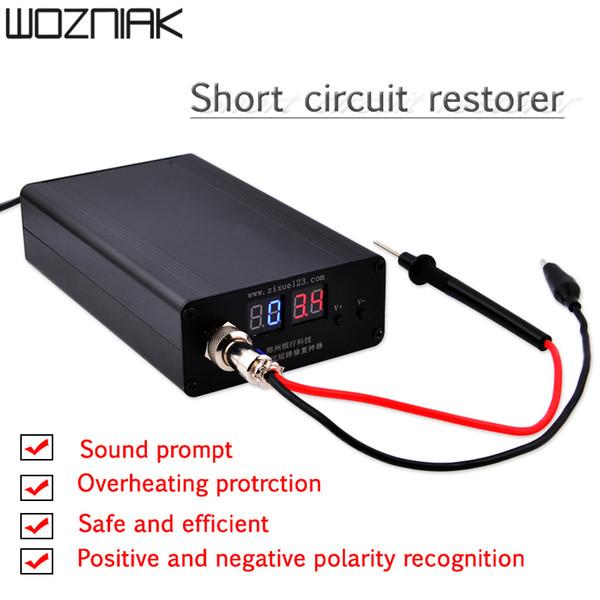 Boîte à outils de réparation de court-circuit pour téléphone portable permettant de détecter rapidement les problèmes de carte mère