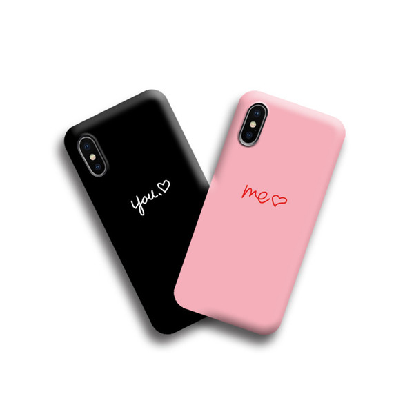 2019 pig year new tide brand personality network red small love couple silicone for iphone mobile phone shell wholesale