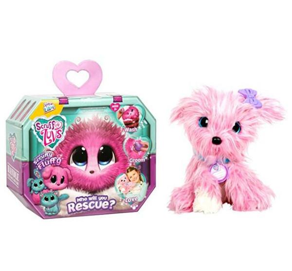 Epcket envío gratis el más nuevo Little Live Scruff-A-Luvs y juguetes interactivos juguetes para niños de juguete para niños regalos de Navidad