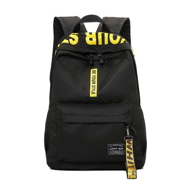 Schwarz Gelb