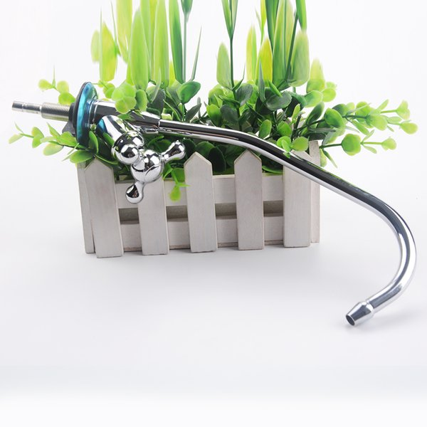 Single Handle Faucet Bathroom Accessories Zinc Alloy Finish Water Faucet Rotary Handle Drinking Water Tap #0305