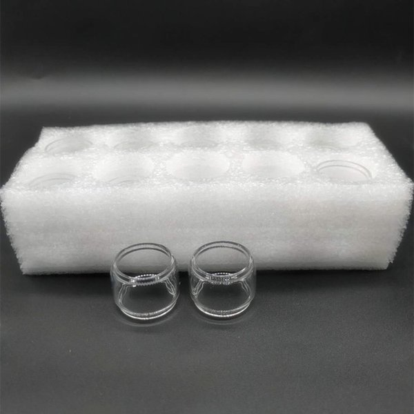 Bulb Fat Boy Convex Extended Pyrex Glass Tube for Geekvape Aegis mini Zeus RTA Horizon Falcon King Freemax Starre Pure