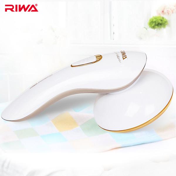 Riwa Lint Remover elettrico con vestiti Macchina per maglieria ricaricabile Pellet Lint Raso Fluff Pilling Remover Rasoio per tessuti C19042001