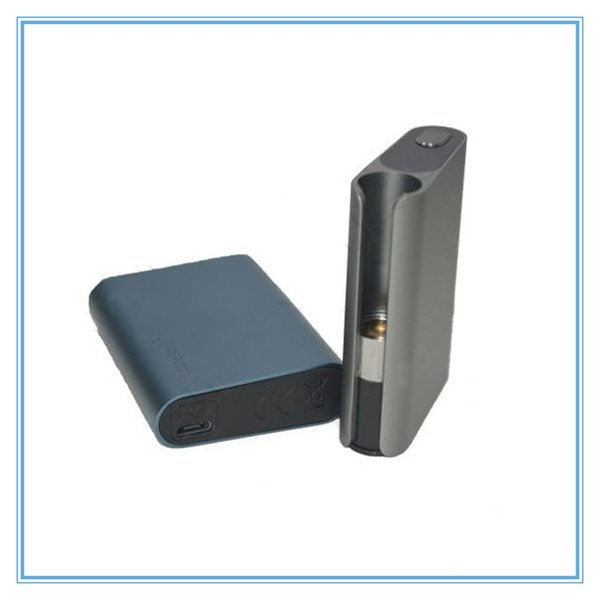 Newest Vapesoul Shield Mod Preheat Battery E cig Kits Fit Thick oil Vaporizer Cartridges Liberty X5 V1 V5 V9