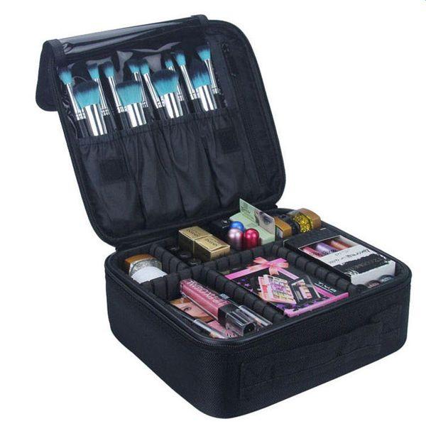 Nouvel organisateur sac de voyage sac de maquillage cosmétique pour femme sac de maquillage pour sacs de rangement pour esthéticiennes grande capacité Maquillage femmes