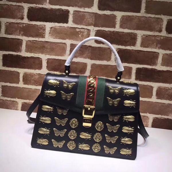 Moda Amor coração V Padrão de Onda Satchel Designer Bolsa de Ombro Cadeia Bolsa de Luxo Bolsa Crossbody Lady Tote sacos 31.5 * 22 * 11 cm