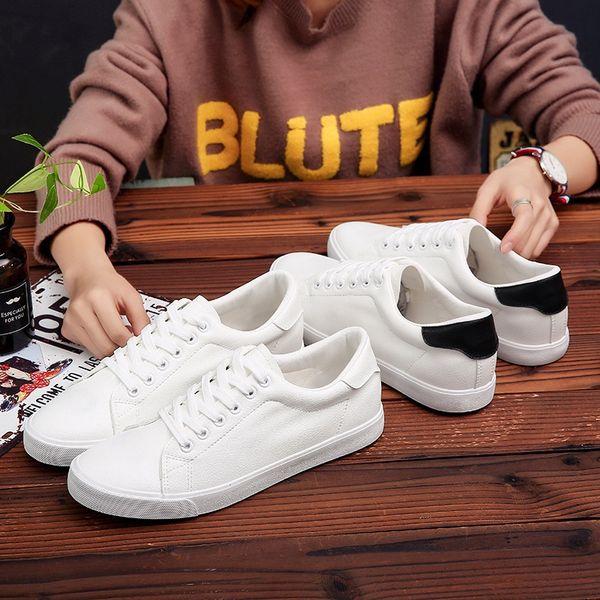 2018 Uomo Stan Superstar White Skateboarding Sneakers Classic Platform Basket Scarpe sportive Studenti Moda casual Smith Shoes