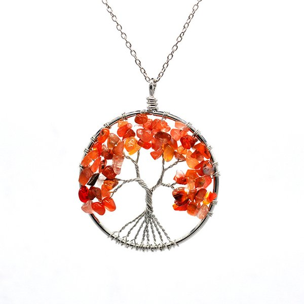 Tree of Life Pendant Necklace 5