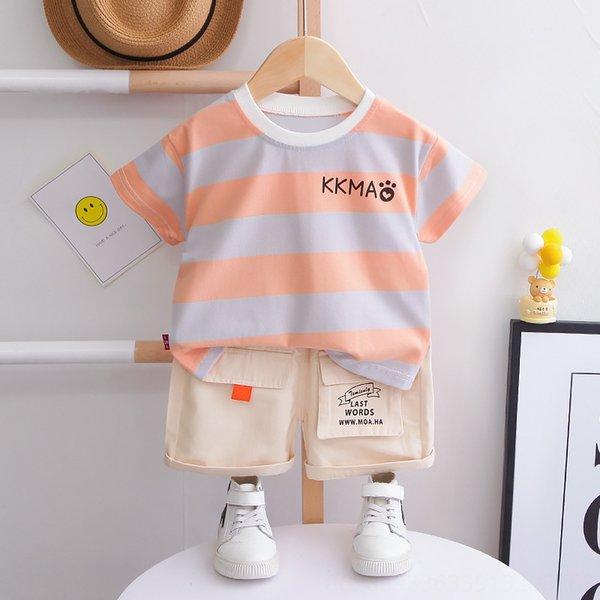Light Orange Mh Kk Cat Short Sleeve