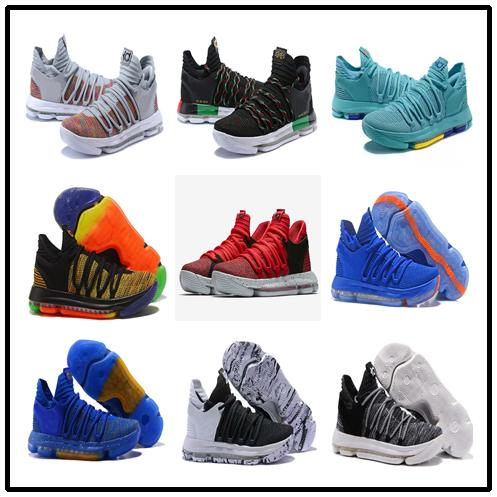 New KD 10 Be True shoes for sales With Box free shipping Kevin Durant Basketball shoes store Drop Shipping US7-US12