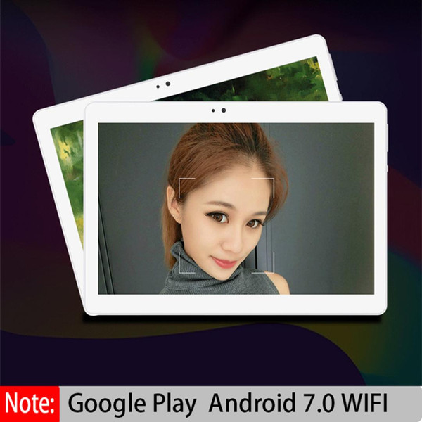 DGGR Tablet PC 10.1 inch Android 7.0 With Google Play WiFi 3G Phone Call for Bluetooth GPS Octa Core 32G 64G PC Tablets Tablet