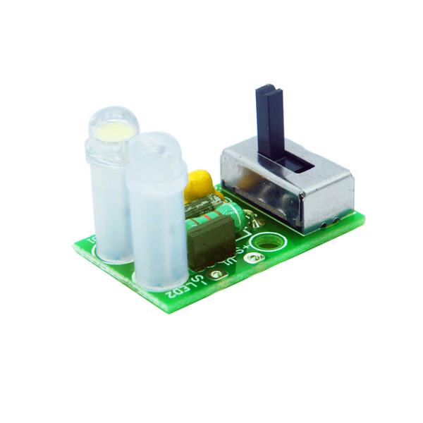 Schema Elettrico Led : Acquista scheda di controllo di controllo della luce solare a led