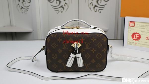 В 2019 году высокое качество, кожа, мода, Top1high-end, мужская и женская сумка G, сумка, сумка, рюкзак, модель M44258, размер 21cm8cm15cm