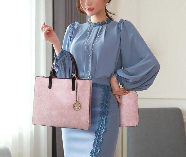 New Arrival Oil Leather Handbags for 347 Women Large Capacity Casual Female Bags Trunk Tote Shoulder Bag Ladies Big Crossbody Bags