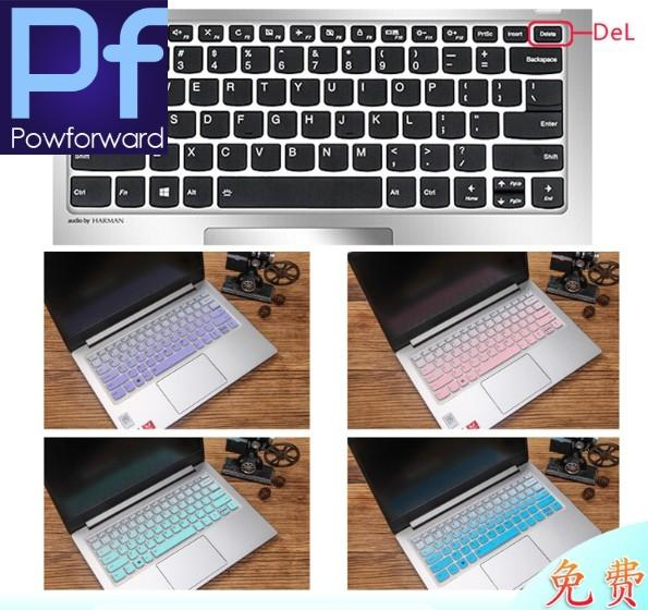 Laptop Klavye Kapak Cilt Koruyucu Için Lenovo Ideapad S340 14IWL S340-14IWL 14 inç S 340 S340-14 / S540 S540-14IWL 14 ''