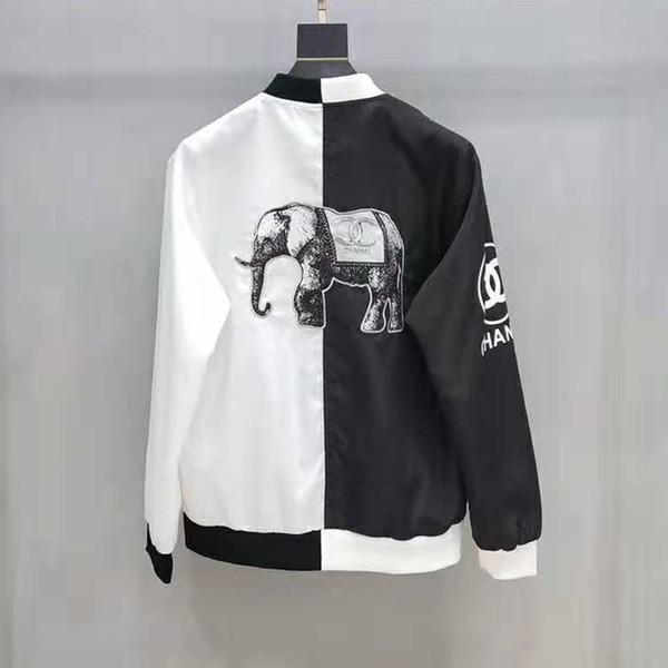 19ss AutumnWinter Brand New Men Diseñador Chaquetas Trend Diverse Hombre Jean Coat Styles Jacket mujer Ropa para hombre Cazadora abrigo bordado