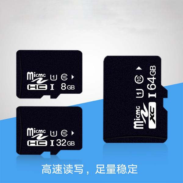 8gb 16gb 32gb 64gb Tf Flash Memory Card Class 10 Micro Sd Microsdhc Card Car Dvr Camera Dash Cam Sd Memory Card Class10 In Vehicle Video Recorder