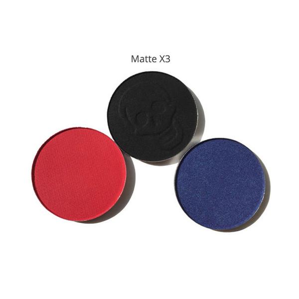 TZ 9 Colors Eyeshadow Palette Shimmer Matte Glitter Lasting Make Up Eye Shadow Blush Eyes Beauty Makeup Set JS11