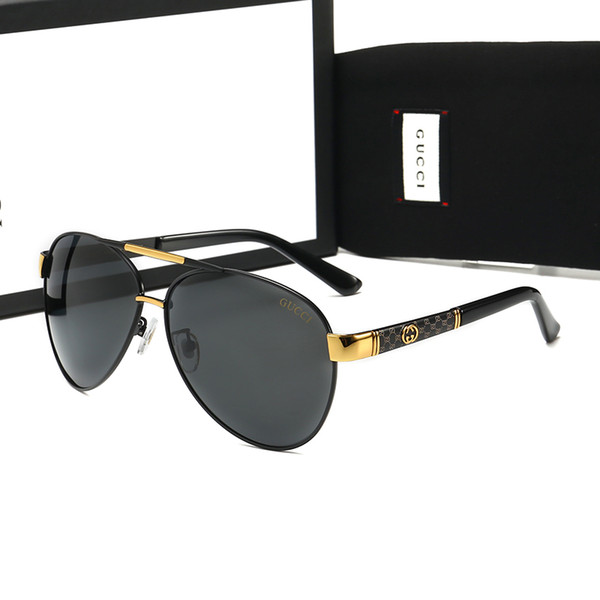 مصمم النظارات الشمسية الفاخرة للرجال مصمم الأزياء الشمس زجاج البيضاوي الإطار طلاء مرآة uv400 عدسة الصيف نمط النظارات