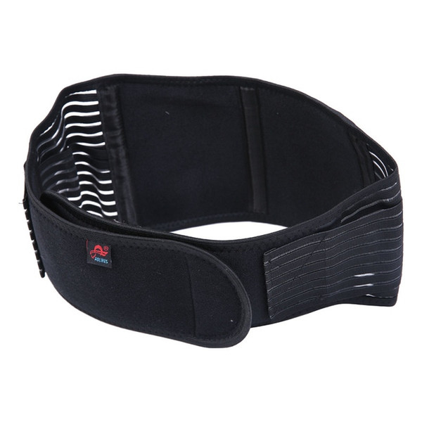 11 Tourmaline Products Self-heating Magnetic Waist Back Support Brace Belt Lumbar Warm Protector Posture Corrector Abdomen #338109