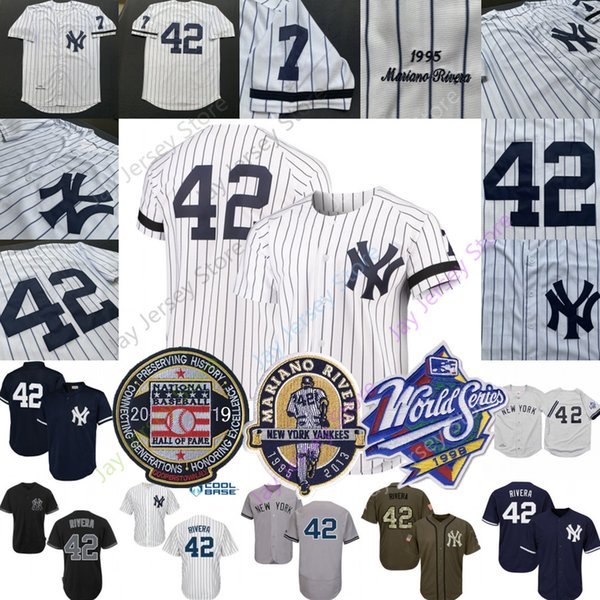 fd3dd02a Mariano rivera jer ey 2019 hall of fame yankee 1995 1998 w world erie new  york