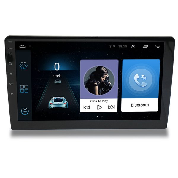 Auto TD326 da 10.1 pollici multimediale MP5 Player Audio Radio Bluetooth WIFI GPS Navigation
