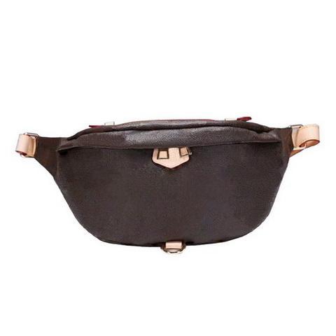 Hot Sale Fashion Jewelry Pouches Women Waist Bag Belt Bag Men Fanny Pack Designer Men Waist Pack Pouch PU Leather Waist Bags