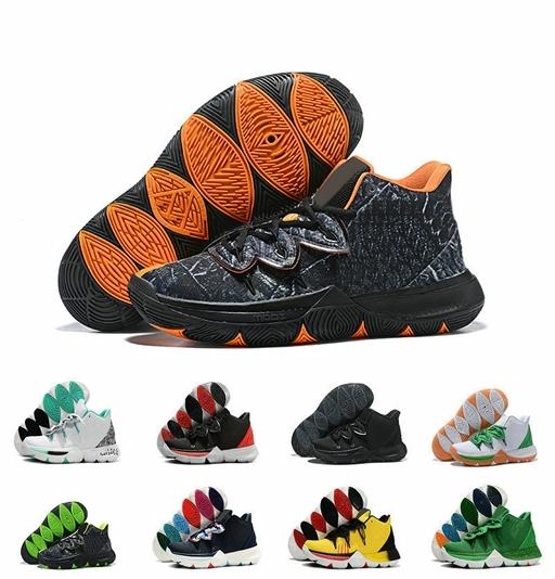 Best Basketball Shoes Kyrie Taco Black Magic 5s Irving 5 3M Men Sneakers Mens Designer Shoes Kyrie Size US 7-12 Free Shipping