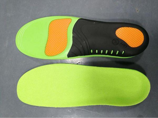 Schuhe Laufen Sport Einlegesohlen Arch Plattfüße Atmungsaktive PU Material Mann Frauen Großhandel Für Support Orthesen Füße Einlegesohlen doxCerB